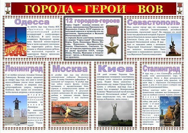 Памятники великой отечественной войны своими руками
